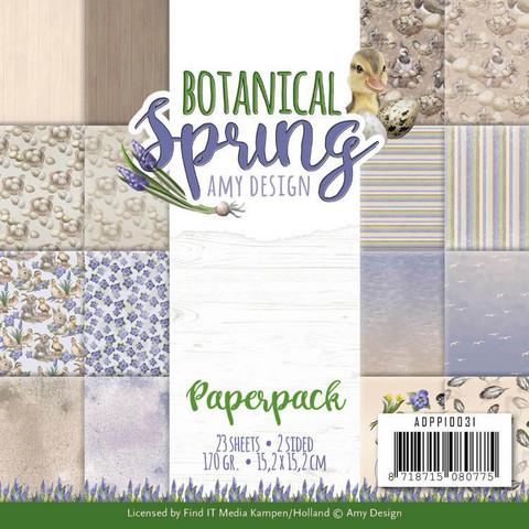 Amy Design paperikko Botanical Spring