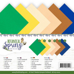 Amy Design Botanical Spring kartonkipakkaus, A5