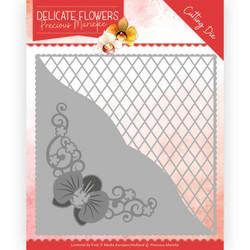 Precious Marieke Delicate Flowers stanssisetti Square