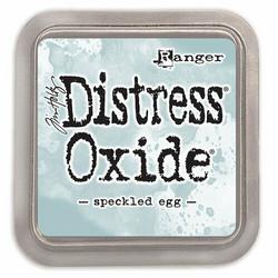 Distress Oxide -mustetyyny, sävy speckled egg