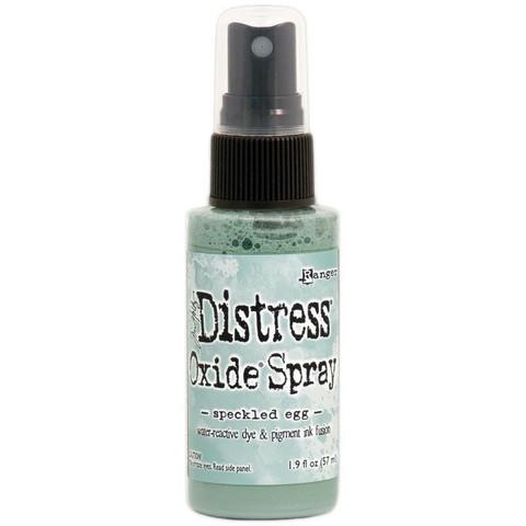 Distress Oxide -suihke, sävy speckled egg
