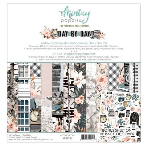 Mintay paperipakkaus Day By Day, 12