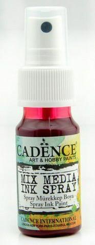 Cadence Mix Media Ink Spray, sävy Fuchsia