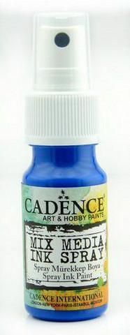 Cadence Mix Media Ink Spray, sävy Light Blue