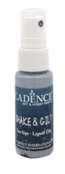 Cadence Shake & Gilt -suihke, sävy Silver
