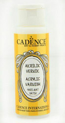 Cadence Acrylic Varnish -vernissa
