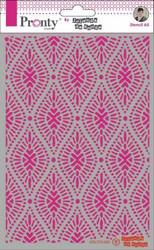 Pronty sapluuna Pattern Oval by Jolanda