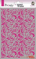 Pronty sapluuna Pattern Barok 3 by Jolanda