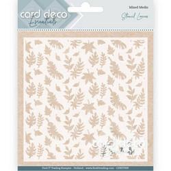 Card Deco Essentials sapluuna Leaves