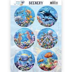Amy Design korttikuvat Underwater World