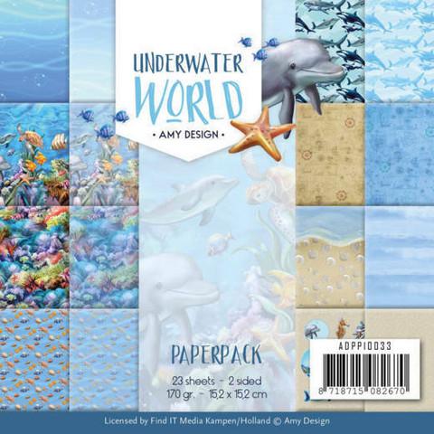 Amy Design paperikko Underwater World