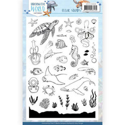 Amy Design leimasinsetti Underwater World