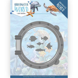 Amy Design Underwater World stanssisetti Porthole