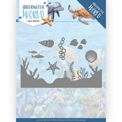 Amy Design Underwater World stanssisetti Sea Life