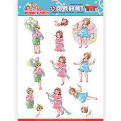 Yvonne Creations Bubbly Girls Party 3D-kuvat Party Time