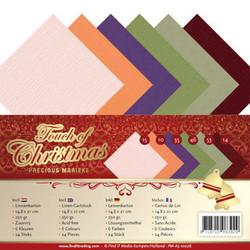 Precious Marieke Touch of Christmas kartonkipakkaus, A5