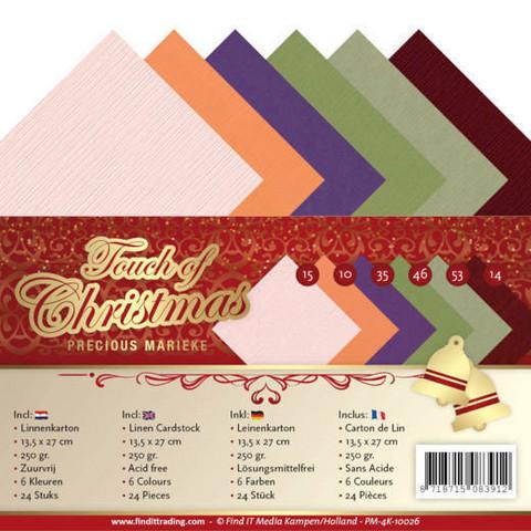Precious Marieke kartonkipakkaus Touch of Christmas