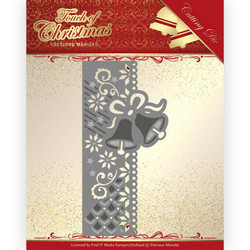 Precious Marieke Touch of Christmas stanssi Christmas Bells Border