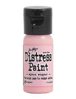 Distress Paint, sävy spun sugar