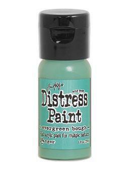 Distress Paint -akryylimaali, sävy evergreen bough