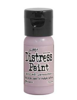 Distress Paint -akryylimaali, sävy milled lavender