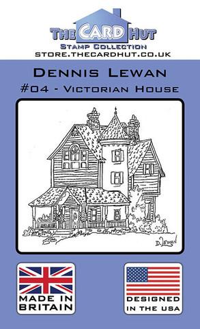 The Card Hut leimasinsetti The Victorian House