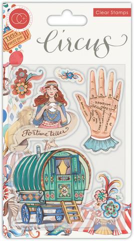Craft Consortium Circus -leimasinsetti Fortune Teller