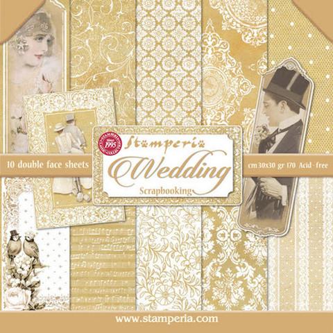 Stamperia paperipakkaus Wedding, 12