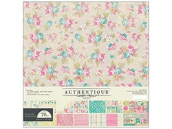 Authentique Collection Kit Flourish, 12