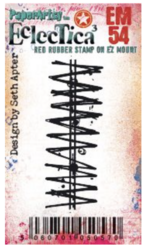 PaperArtsy Eclectica Mini leimasin Seth Apter 54