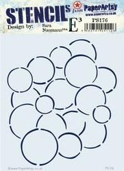 PaperArtsy Sara Naumann sapluuna 176