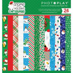 PhotoPlay Gnome For Christmas -paperipakkaus