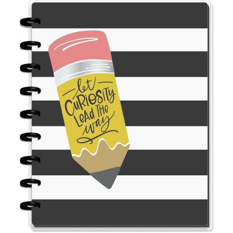 Happy Planner Classic Happy Notes Kit, Curious Pencil