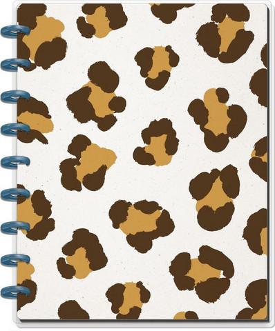 Mambi Classic Happy Notes -muistikirja, Leopard