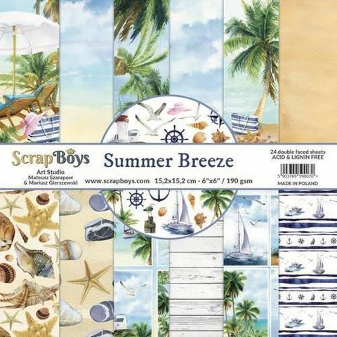 ScrapBoys paperikko Summer Breeze