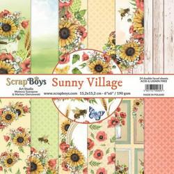 ScrapBoys paperikko Sunny Village