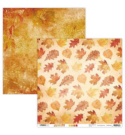 Studio Light skräppipaperi Wonderful Autumn nr. 90