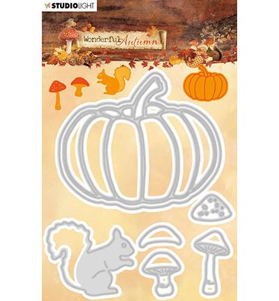 Studio Light stanssisetti Wonderful Autumn, nr. 309