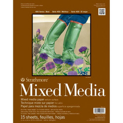 Strathmore Mixed Media -paperipakkaus, 11