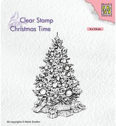 Nellie's Choice leimasin Christmas Tree