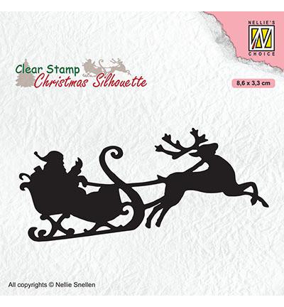 Nellie's Choice leimasin Santa Claus