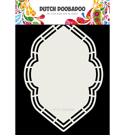 Dutch Doobadoo Shape Art Alycia -sapluuna