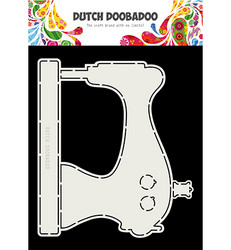 Dutch Doobadoo Card Art Sewing Machine -sapluuna