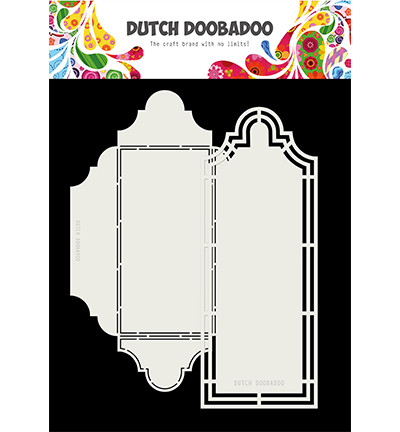 Dutch Doobadoo Card Art Cortado -sapluunasetti