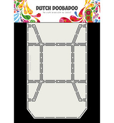 Dutch Doobadoo Card Art Tri Shutter -sapluuna