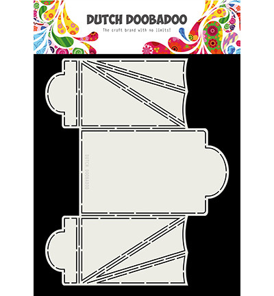 Dutch Doobadoo Card Art Label -sapluuna