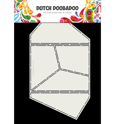 Dutch Doobadoo Card Art Patchwork -sapluuna