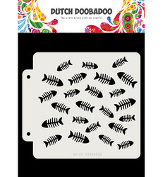 Dutch Doobadoo Fishbone -sapluuna
