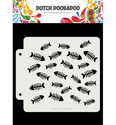 Dutch Doobadoo Fishbone -sapluuna