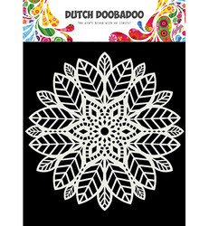 Dutch Doobadoo Mandala Leaves -sapluuna